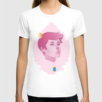 gumball T-shirts featuring Prince Gumball by spookzilla