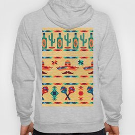 Agave Pattern Hoody