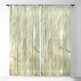 Eos at Dawn Sheer Curtain