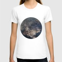 gravity T-shirts featuring Gravity by Louise Donovan