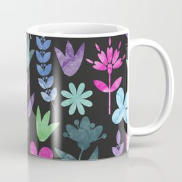 Flower Pattern V Coffee Mug