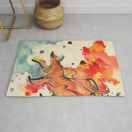 Obliquity Rug