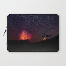 Kilauea Volcano Eruption .4 Laptop Sleeve