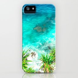 Bali's Coast iPhone Case