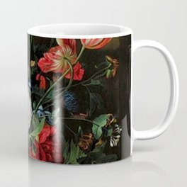 Still Life With Flowers By Jan Davidsz. de Heem Coffee Mug