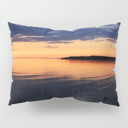 Sunset by the Lake Pillow Sham