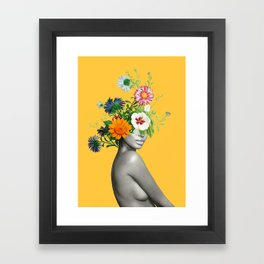 Bloom 5 Framed Art Print
