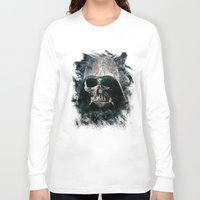 vader Long Sleeve T-shirts featuring Vader by Sirenphotos