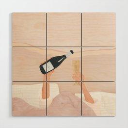 Morning Wine Wood Wall Art