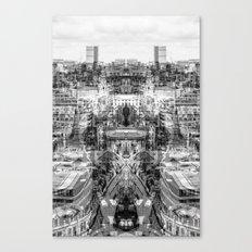oversensor nature Canvas Print