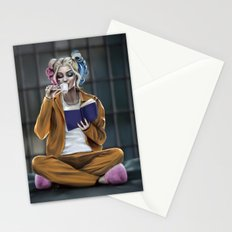 Harley Quinn 2 Stationery Cards