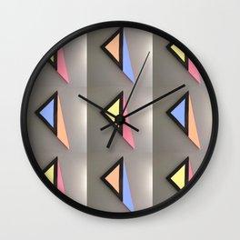 'Light-Angles' Wall Clock