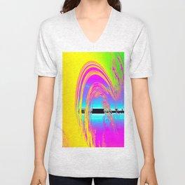 rainbow for dummies Unisex V-Neck