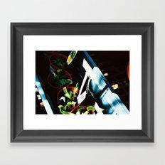 Venus Fly Traps Framed Art Print