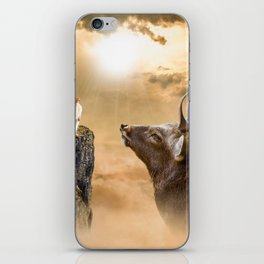 Big Venado iPhone Skin