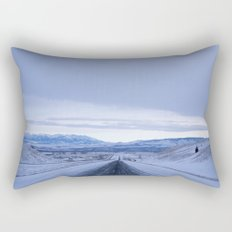 long roads Rectangular Pillow