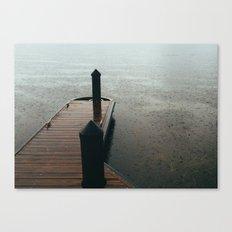 Dock II Canvas Print