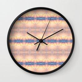 cloudblossom Wall Clock