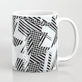 Work On The Verge Of Nothing Coffee Mug