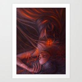 Hibernation (Metamorphosis) Art Print