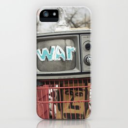 War iPhone Case