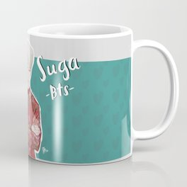 Suga -BTS- Coffee Mug
