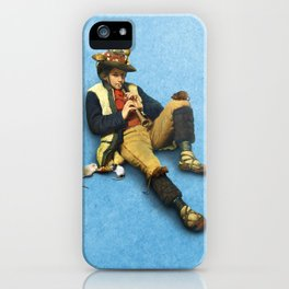 The Piper of Hamelin iPhone Case
