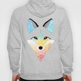 Fox multicolor Hoody