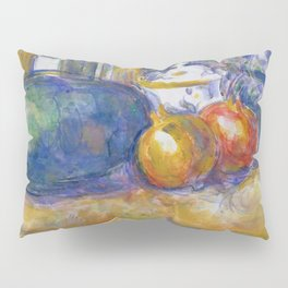 """Paul Cezanne """"Still-Life with a Watermelon and Pomegranates"""" Pillow Sham"""