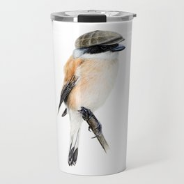 Mr. Shrike Travel Mug