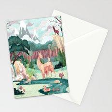 Deer Mother Stationery Cards