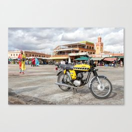 Marrakesh Canvas Print