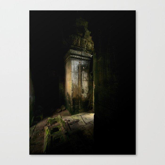 Corridor Color Canvas Print