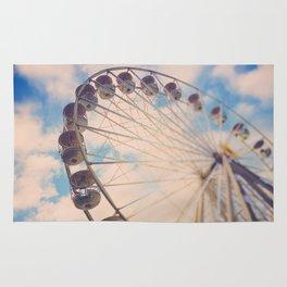 Love Wheel Rug