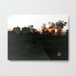 Licodia Eubea Metal Print