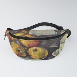 Paul Cezanne - Les Grosses pommes Fanny Pack