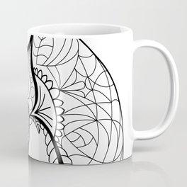 Nautilus Mandala Coffee Mug