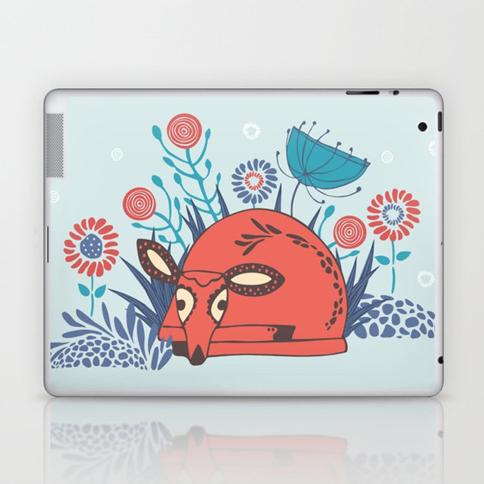 You are Deer to me Laptop & iPad Skin