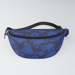 Raccoons Fanny Pack