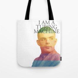 I am a Turing Machine Tote Bag