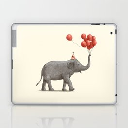 Party Elephant Laptop & iPad Skin