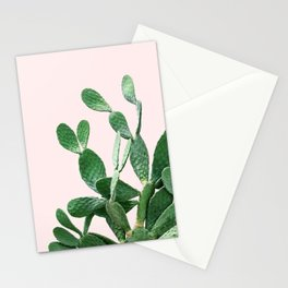 Cactus Opuntia Stationery Cards
