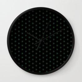 Nettle Wall Clock