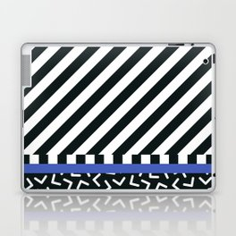 Memphis pattern 89 Laptop & iPad Skin