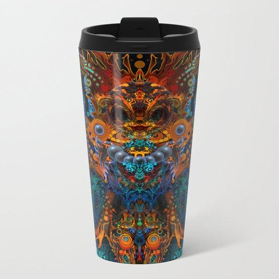 Magic Fairy Metal Travel Mug