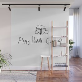 Flappy Paddle Gearbox Wall Mural
