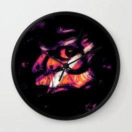 Pardon Wall Clock