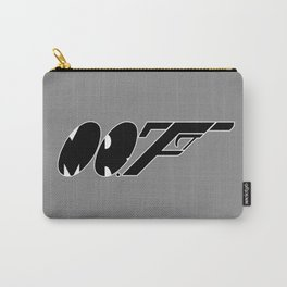 Mr. F (b) Carry-All Pouch