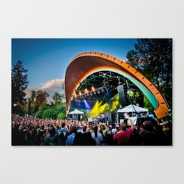 Sublime with Rome Live at Cuthbert Amphitheater Concert Poster Canvas Print