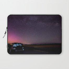Nocturnal Subaru Laptop Sleeve